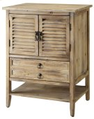 Jackson 2 Door Weathered Oak Bedside Accent Product Image