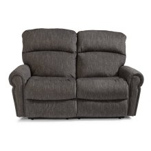 Langston Fabric Reclining Loveseat