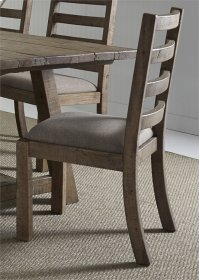 Ladder Back Side Chair (RTA) Product Image