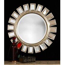 Cyrus Round Mirror