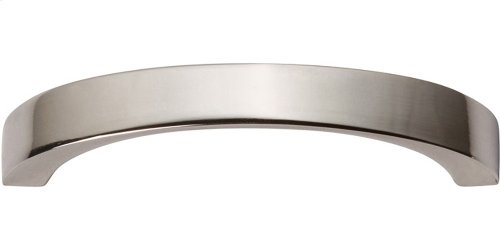 Tableau Curved Handle 2 1/2 Inch - Polished Nickel