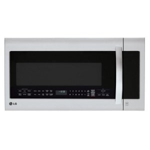 2.0 cu. ft. Over-the-Range Microwave Oven with EasyClean® - STAINLESS STEEL