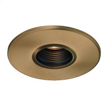 TRIM,4IN PINHOLE - Antique Brass