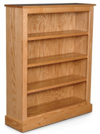 "Classic Short Category III Bookcase, Classic Short Category III Bookcase, 1-Adjustable Shelf, 38""w Product Image"