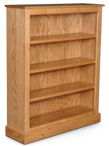 "Classic Short Category III Bookcase, Classic Short Category III Bookcase, 3-Adjustable Shelves, 38""w"