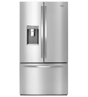 36-inch Wide French Door Refrigerator with Infinity Slide Shelves - 32 cu. ft No Fingerprints In Box Blem Product Image