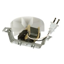 50 CFM Bath Vent Motor & Grill Assembly Only (6 pack)