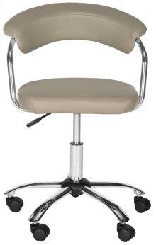 Pier Desk Chair - Grey