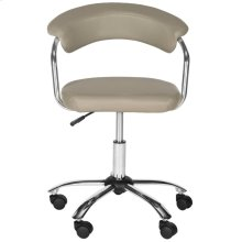 Pier Desk Chair - Grey