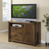 Terra Vista - Entertainment Chest - Casual Walnut Finish