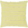 "Accretion ACT-002 22"" x 22"" Pillow Shell with Down Insert"