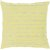 "Additional Accretion ACT-002 20"" x 20"" Pillow Shell with Polyester Insert"