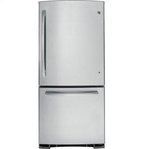 GE® 20.3 Cu. Ft. Bottom Freezer Refrigerator