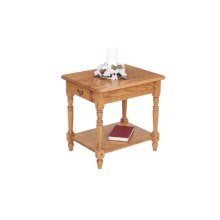 Springfield End Table Large