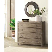 Myra - Accent Chest - Natural Finish