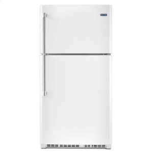 33-inch Wide Top Freezer Refrigerator with PowerCold® Feature - 21 cu. ft. -