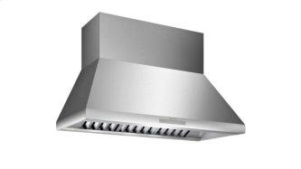 HPCN48WS 48-inch Professional™ Chimney Wall Hood, Optional Blower