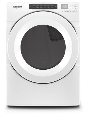 7.4 cu.ft Front Load Long Vent Electric Dryer with Intuitive Controls Product Image