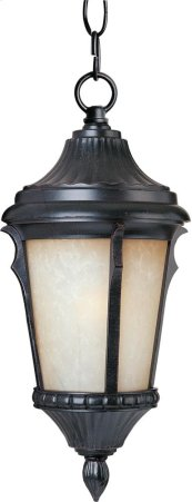 Odessa Cast 1-Light Outdoor Hanging Lantern