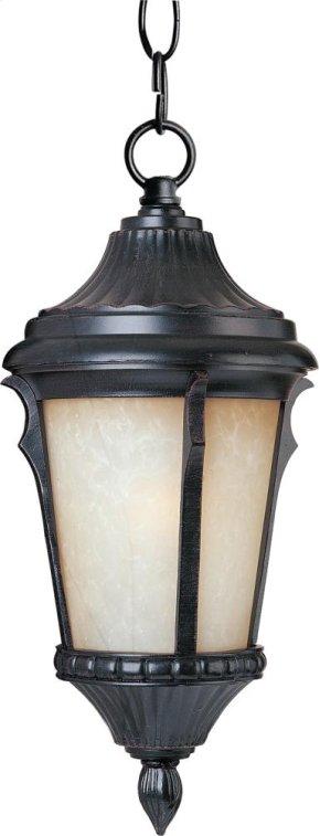 Odessa Cast 1-Light Outdoor Hanging Lantern