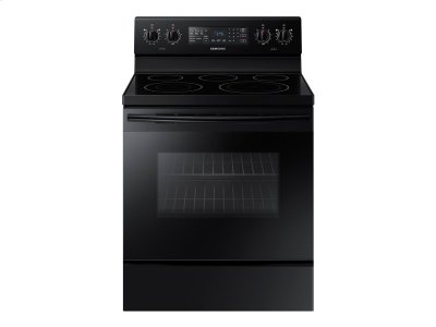 5.9 cu. ft. Freestanding Electric Range with Warming Center Product Image