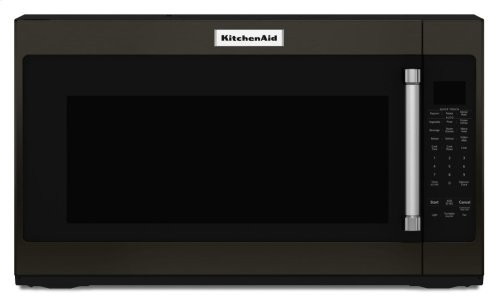 """1000-Watt Microwave with 7 Sensor Functions - 30"""" - Black"""