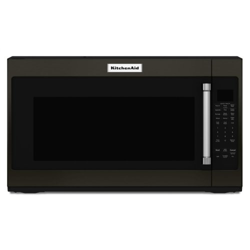"1000-Watt Microwave with 7 Sensor Functions - 30"" - Black Stainless Steel with PrintShield™ Finish"