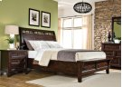 Hayden Sleigh Bed with Storage Product Image