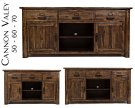 """Cannon Valley 50"""" Media Unit Product Image"""