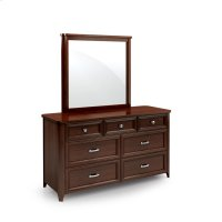 "Belvedere Dresser Mirror, Belvedere Dresser Mirror, 60""w Product Image"