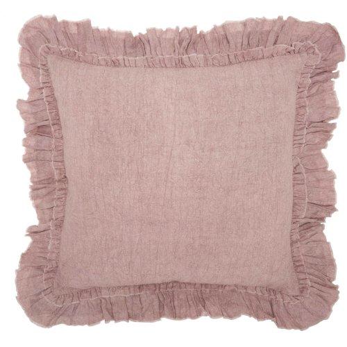 Life Styles Ge901 Blush 2' X 2' Throw Pillow
