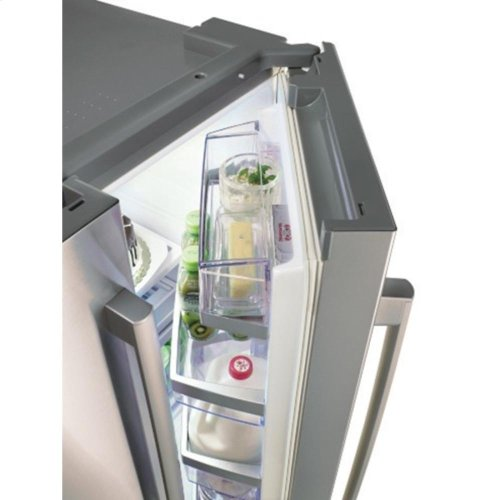 "36"" Standard Depth French Door Bottom-Freezer 800 Series - OUT OF CARTON"