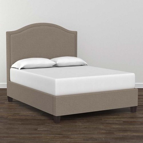 Custom Uph Beds Manhattan King Rectangular Bed