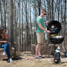 PRO Charcoal Kettle Grill