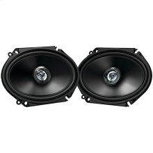 "drvn Series 6"" x 8"" 300-Watt 2-Way Coaxial Speakers"