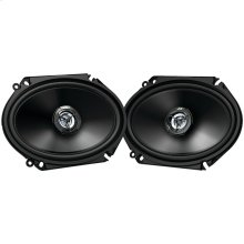 "drvn Series 6"" x 8"" 300-Watt 2-Way Coaxial Speakers"