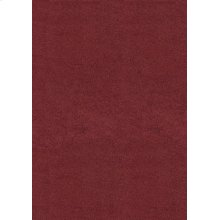 Aria Brushstrokes Crimson Rugs