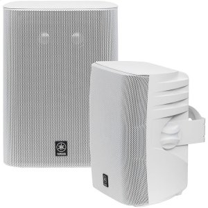 YamahaNS-AW570 White All-weather Speaker System