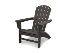Vintage Coffee Nautical Adirondack Chair in Vintage Finish
