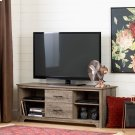 TV Stand with Drawers for TVs up to 60\ - Weathered Oak Product Image