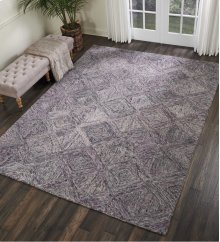 Interlock Itl01 Heather Rectangle Rug 8' X 10'6''