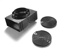 Island Hood Recirculation Kit