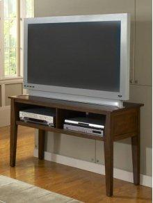 Pecan TV Stand