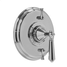 Thermostatic Shower Set with Aria Handle and Two Volume Controls