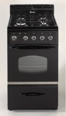 "Model G2006CB - 20 "" Gas Range"