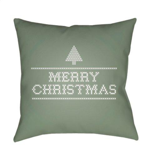 """Merry Christmas III JOY-003 18"""" x 18"""""""