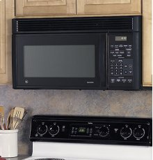 GE Spacemaker® XL1600 1.6 Cu. Ft. Capacity, 1000 Watt Microwave Oven with Outside Venting