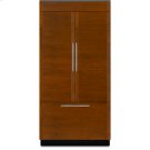 36-Inch Built-In French Door Refrigerator Product Image