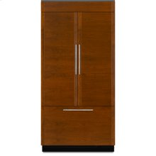 Out of Box Display Model 36-Inch Built-In French Door Refrigerator