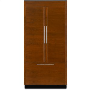 JENN-AIR36-Inch Built-In French Door Refrigerator